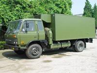 军用食品车